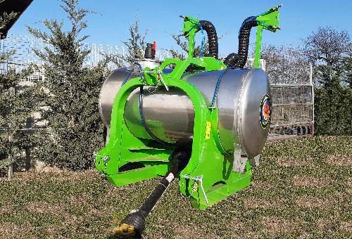 Spruzzatrice 500 lt